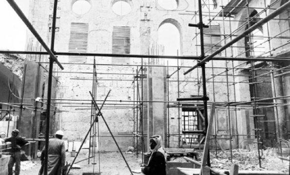 Al-Aqsa Mosque 1969